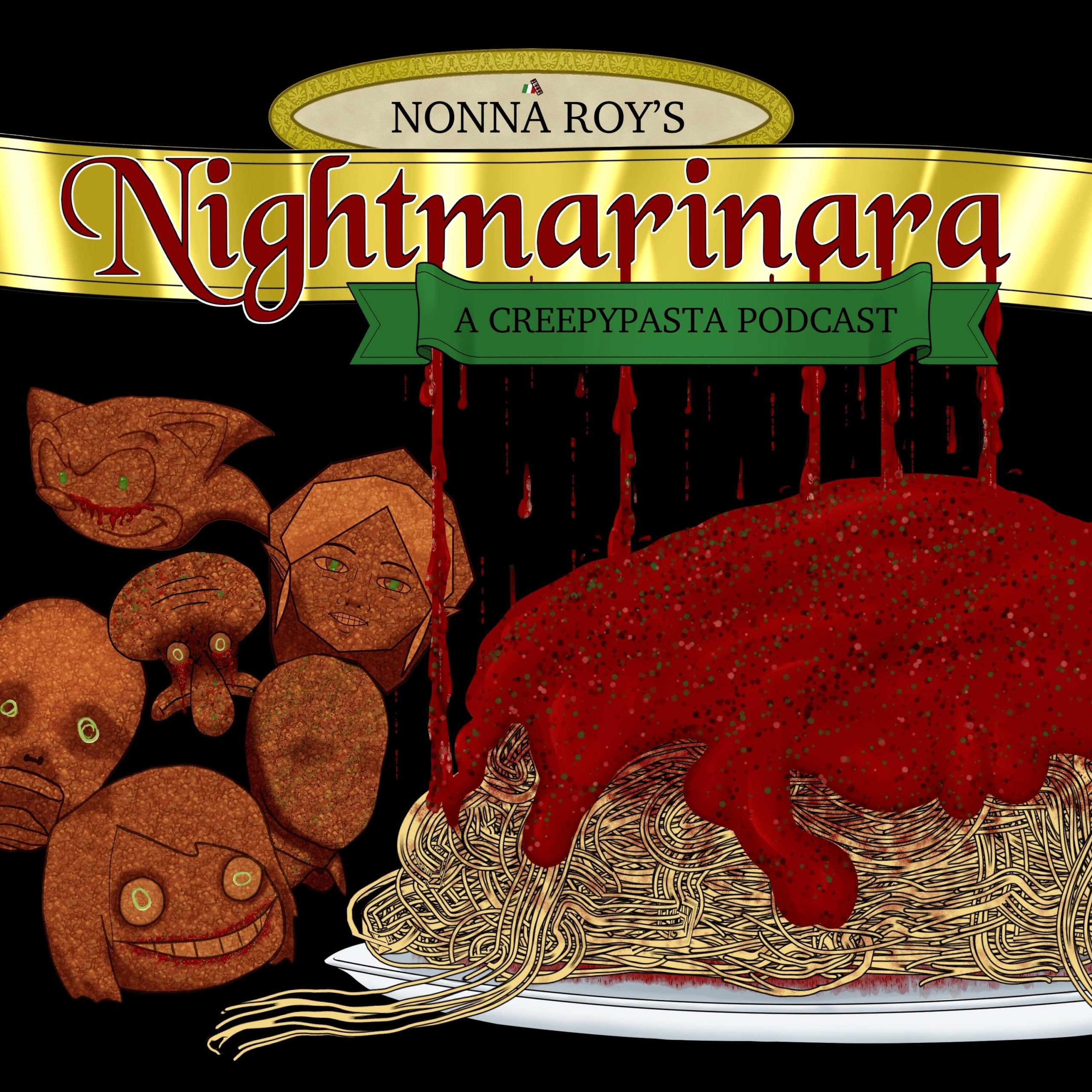 Episode 11 – NIGHTMARINARA: THE LOST EPISODE