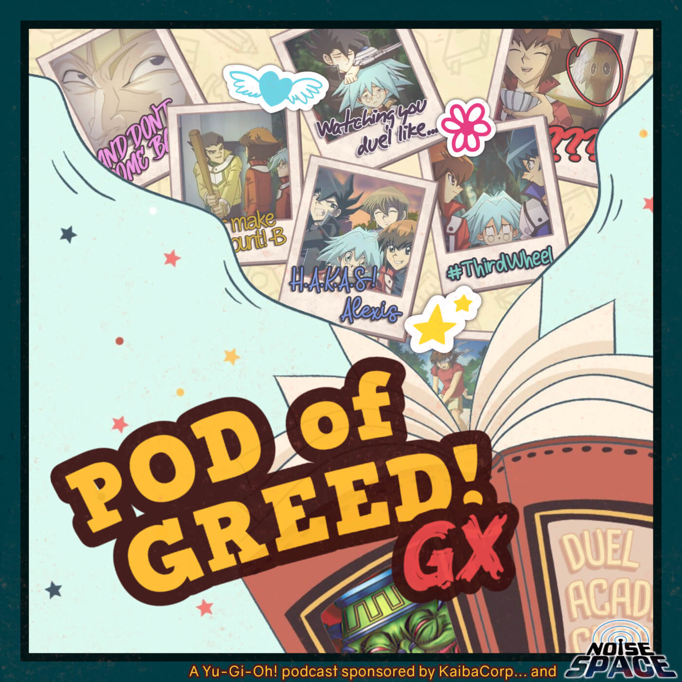 Pod of Greed