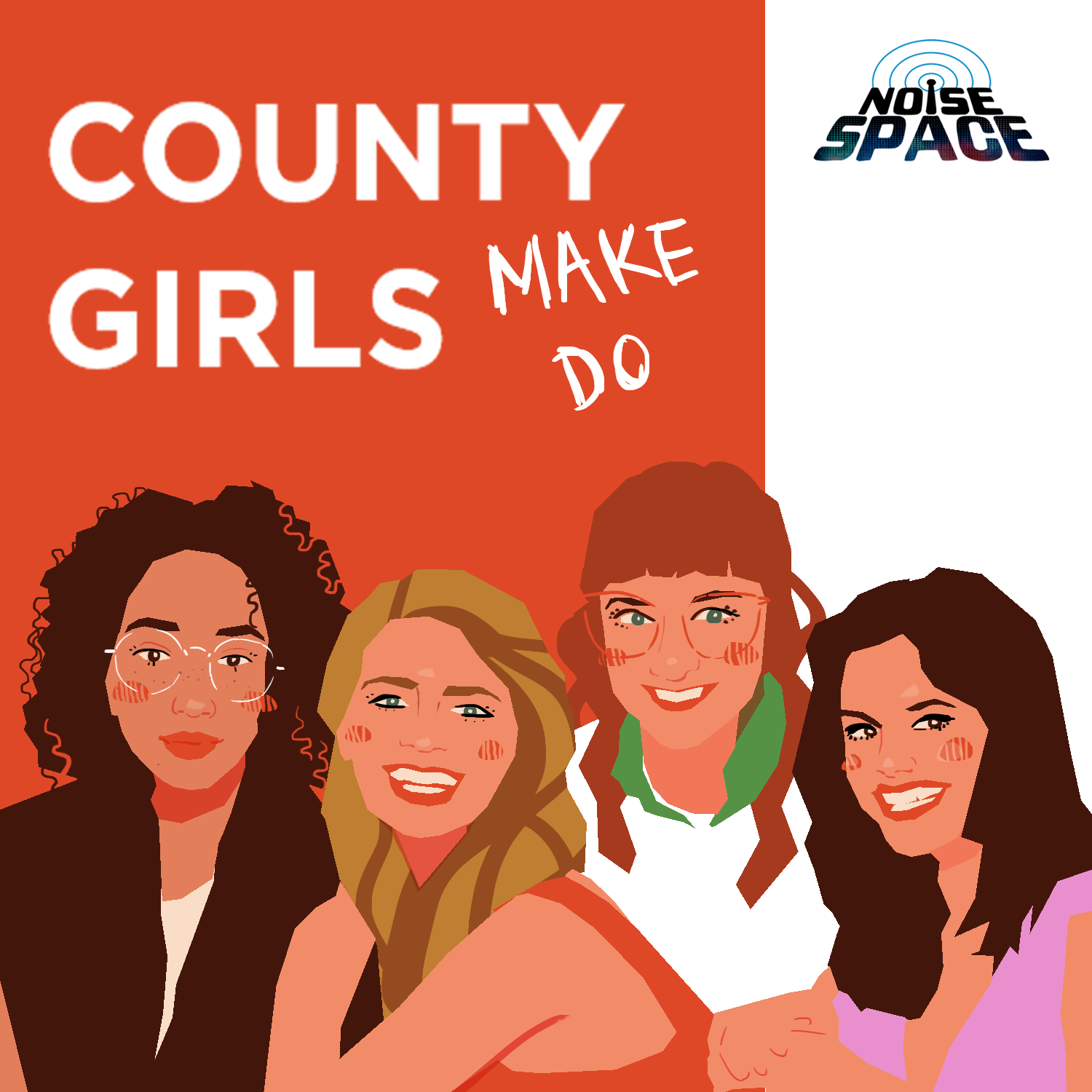 County Girls Make Do