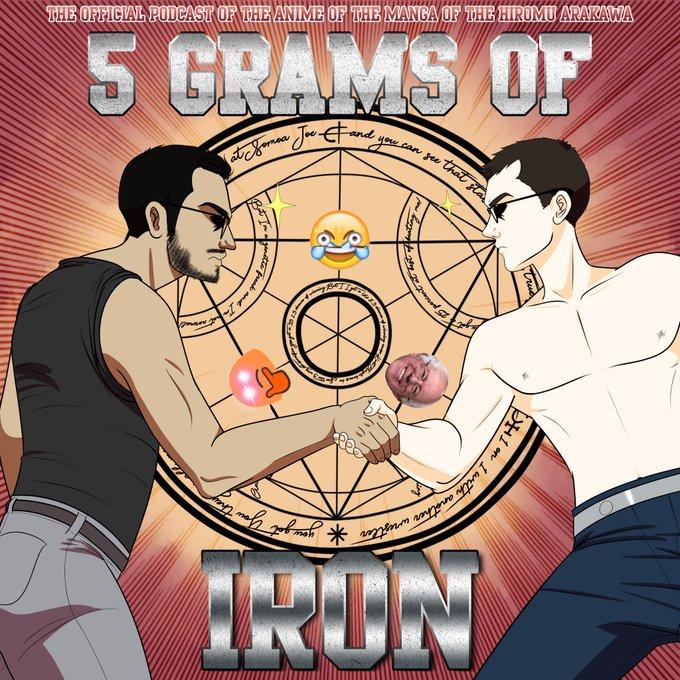 Five Grams of Iron