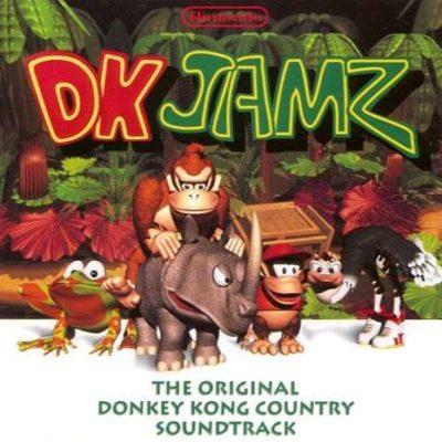 Donkey Kong Country (April Fools 2021)