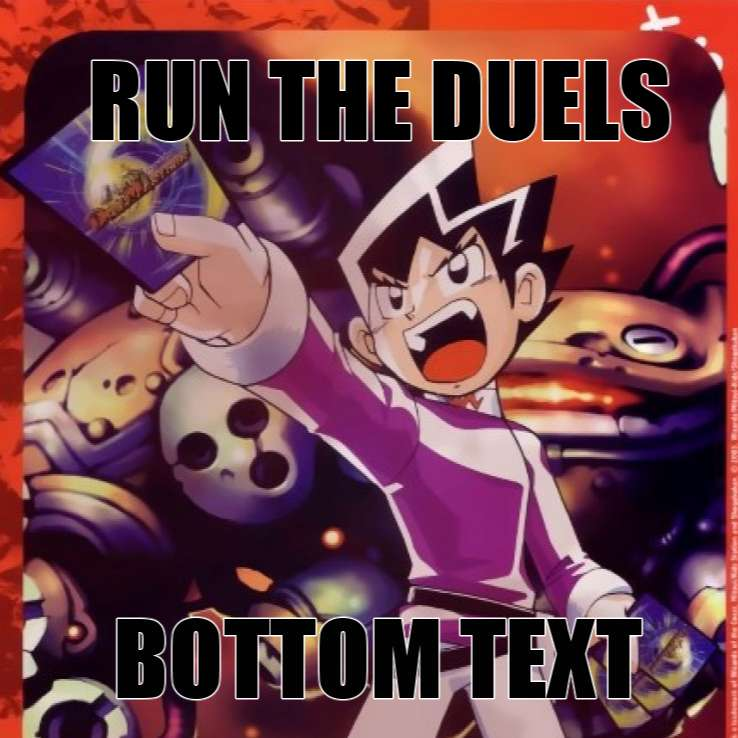 ??? Run The Duels ???