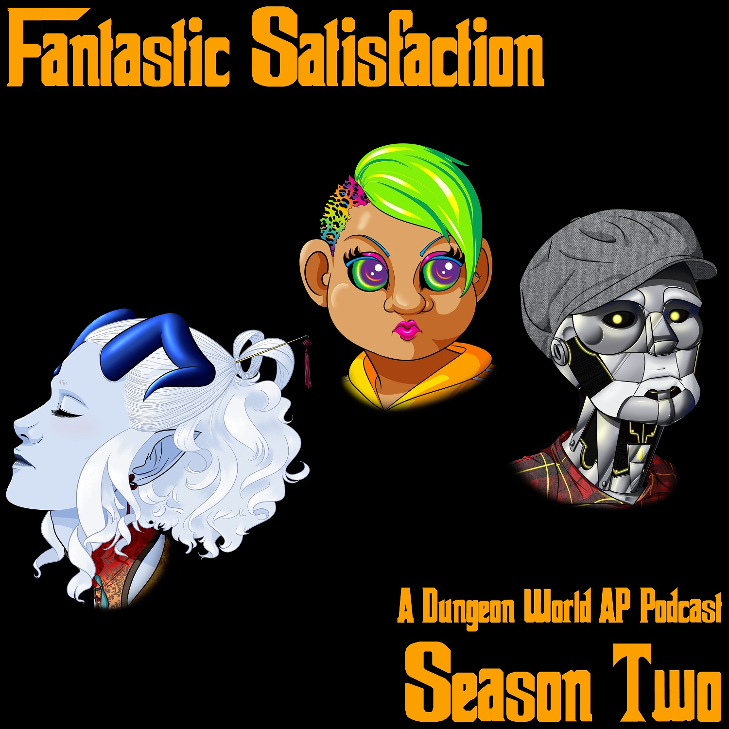 Fantastic Satisfaction Season 2 Preview