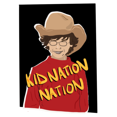 PREMIERE: Kid Nation Nation!!