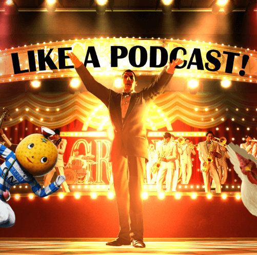 Like A Podcast