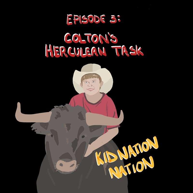 #3: Colton's Herculean Task