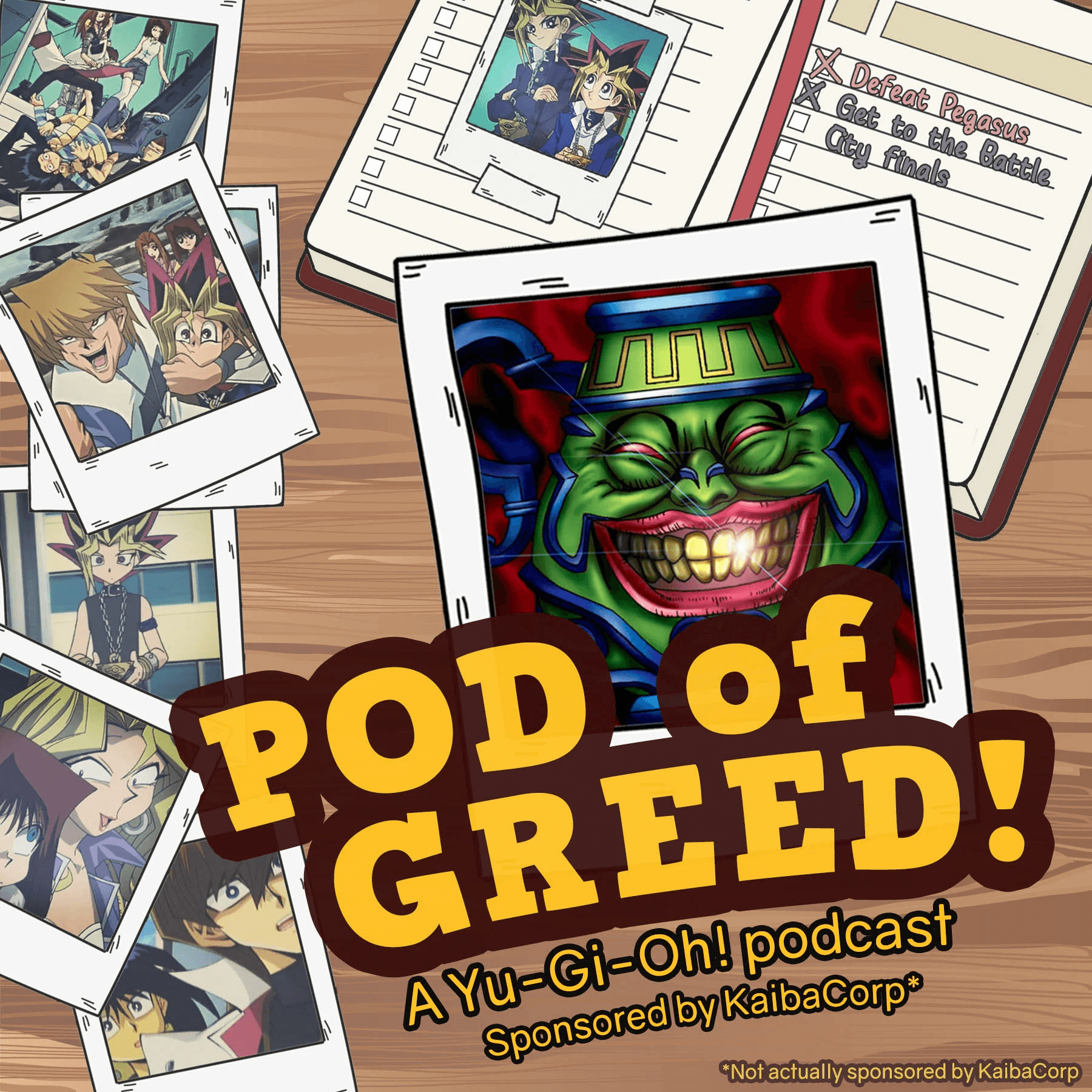 68: Hell. (Pod of Greed LIVE at Nekocon)