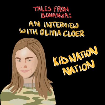 Tales from Bonanza: Olivia Cloer