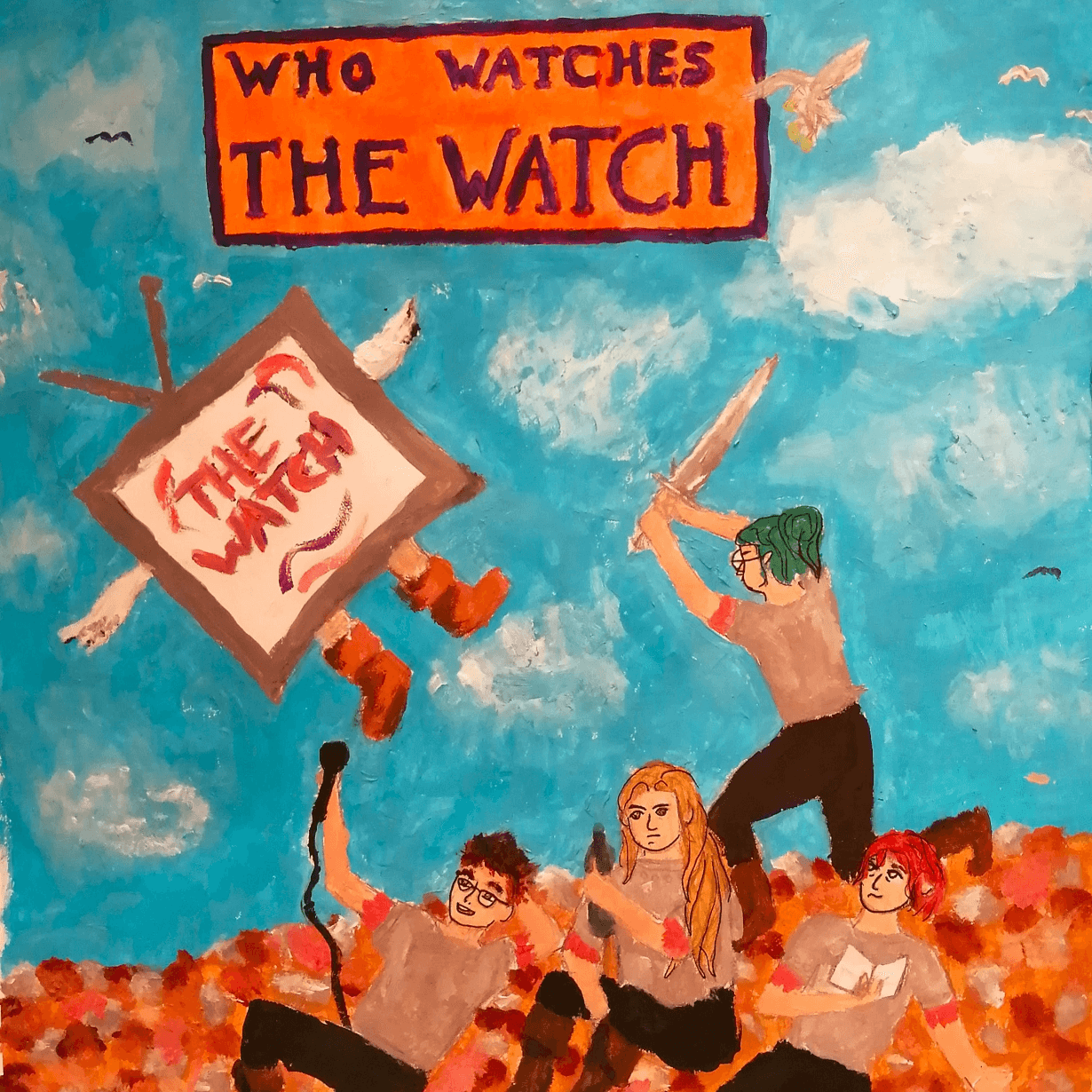 Who Watches the Watch