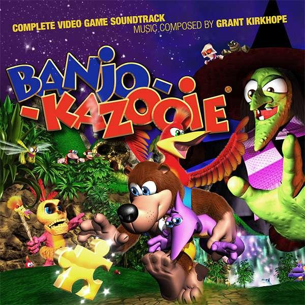 Episode 12: Banjo-Kazooie