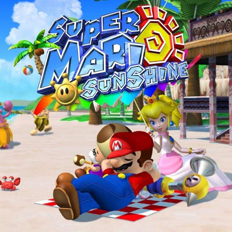 Episode 25: Super Mario Sunshine
