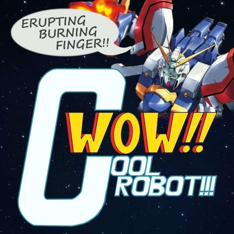 S4E17 – Northrop Gundam